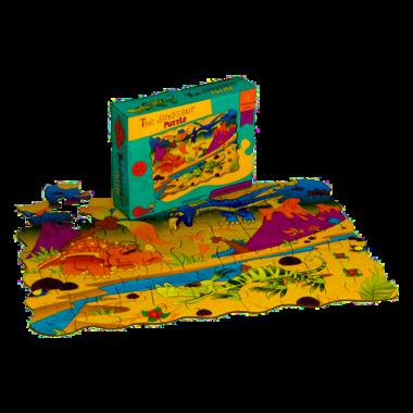 Vloerpuzzel (45 stukjes)