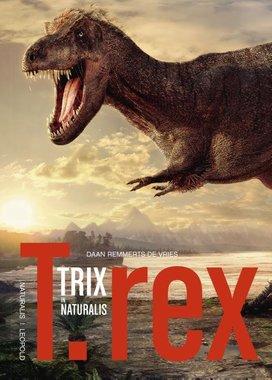 Trix T-rex in het Naturalis