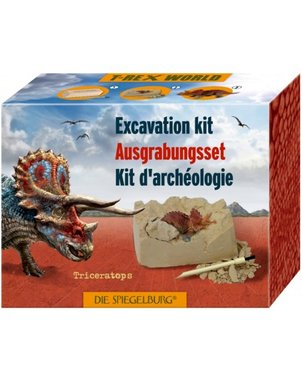 Dig it out: Triceratops opgraafset