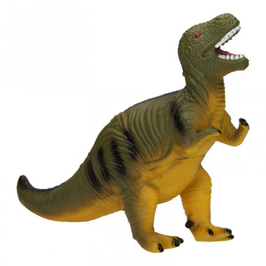 Speeldino T-rex-groen/soft