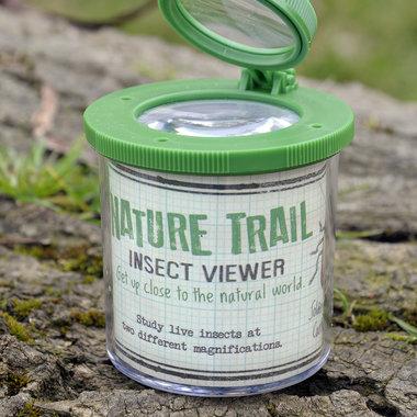 Insectendoosje - bekijk de dieren van dichtbij