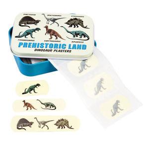 Dinosaurus pleisters - Prehistoric land - 30 stuks