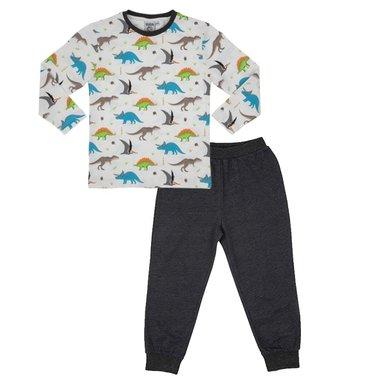 Pyjama dinosaurus - vrolijke dino's