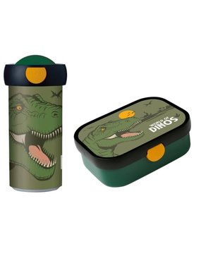 Dinosaurus Lunchset Mepal (schoolbeker + lunchbox)