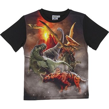 Dinosaurus t-shirt - diverse dinosaurussen