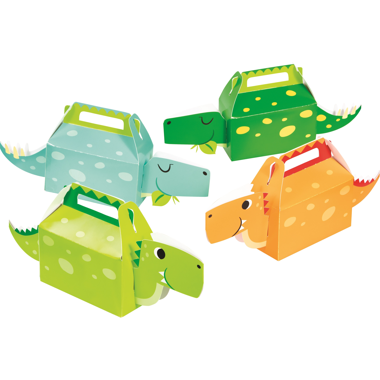 Dinosaurus Party Boxen