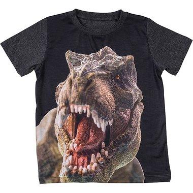 Dinosaurus t-shirt - T-rex - (116-122)