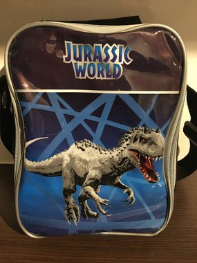 Lunchtas/Toilettas Jurassic World