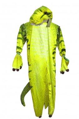 T-rex Onesie - verkleedpak maat 86-92