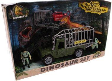 Dinosaurus speelset Hunting (groot)