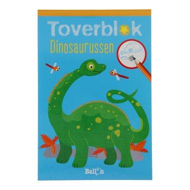 Toverblok - dinosaurussen