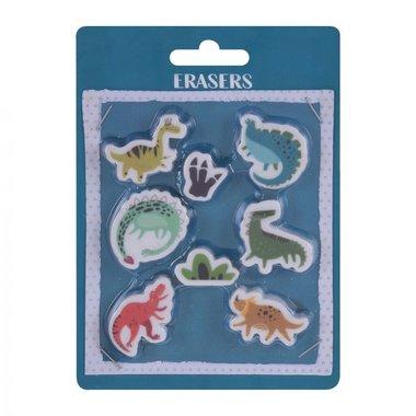 Dinosaurus gummetjes (8x)
