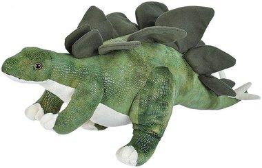 Stegosaurus knuffel (groot) lengte 66 cm