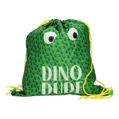 Dino dude (zwemtas/gymtas)