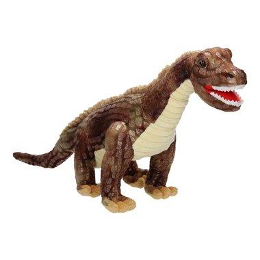 Dinoworld - Rhoetosaurus knuffel (groot)  - lengte 60 cm