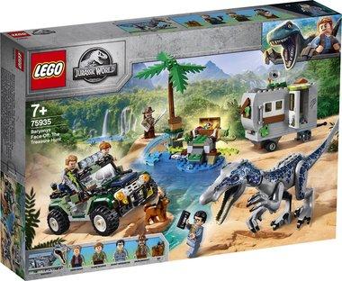 LEGO: Jurassic World Confrontatie met Baryonyx: de Schattenjacht