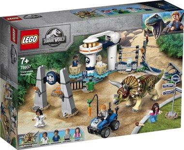 LEGO: Jurassic World Triceratopschaos (75937)