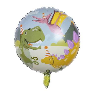 Ballon Dinosaurus Latex/Folie (Verjaardagsfeest)