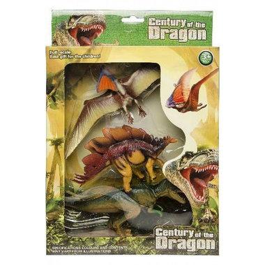 Dinosaurus speelpakket (3 dino's)