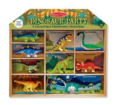 Melissa & Doug Dinosaurus set