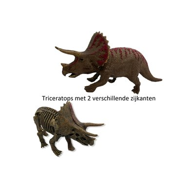 Speelgoed dinosaurus - Triceratops