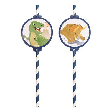 Dinosaurus rietjes (8x)