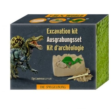 Dig it out: Spinosaurus opgraafset