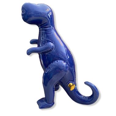Dinosaurus Spaarpot T-rex (Blauw)