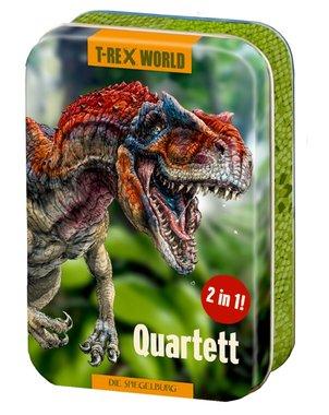 Dinosaurus kwartetspel