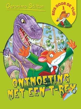 Leesboek: Geronimo Stilton - Ontmoeting met een T-rex