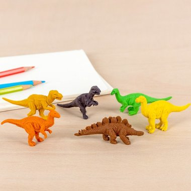 Dinosaurus gummetjes REX (6x)