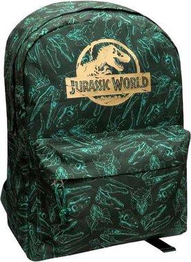 Jurassic World rugzak - Groen (groot)