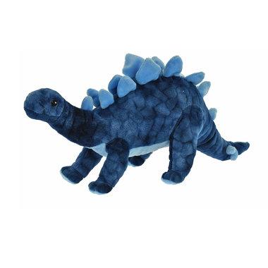 Stegosaurus knuffel (lengte 38 cm)
