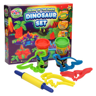 Dinosaurus kleiset Glow in the dark