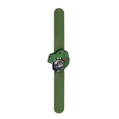 Slap Watch horloge T-rex -green