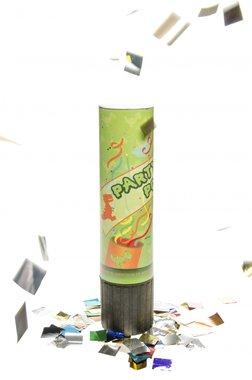 Dino party popper - 20 cm