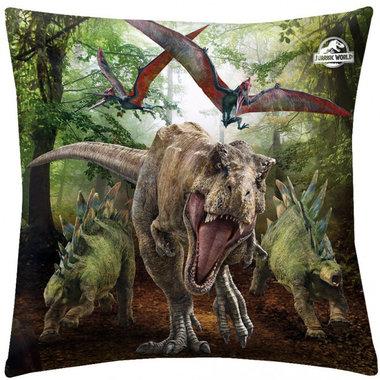 Sierkussen Jurassic World Dinosaurussen