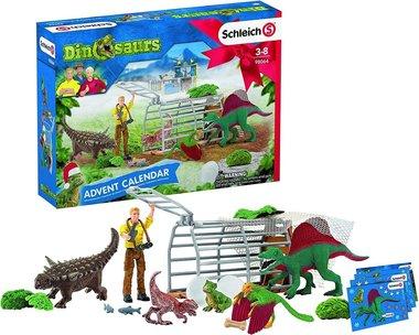 Dinosaurus Advent Kalender (Schleich) 98064