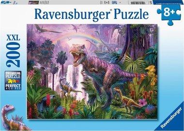 200 stukjes XXL Dinosaurus puzzel