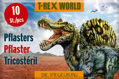 Dinosaurus pleisters (10x)
