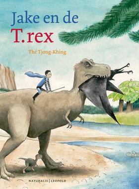 Prentenboek: Jake en de T-rex