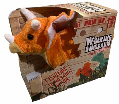 Dinoworld - Walking with Dinosaur - Triceratops