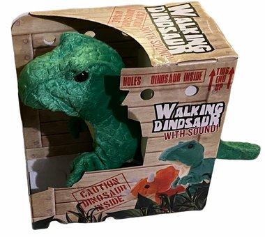 Dinoworld - Walking with Dinosaur - T-rex