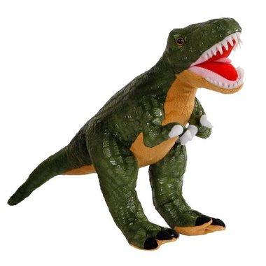 Dinoworld - T-rex knuffel (groot) - lengte 63 cm