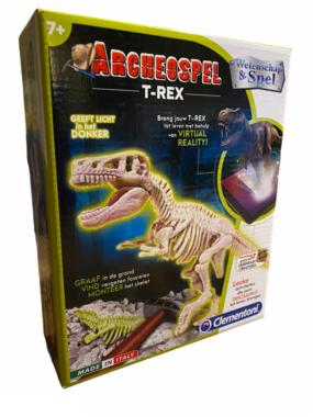 Archeospel T-rex - Wetenschap & Spel