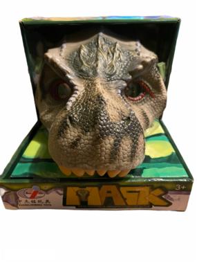 Dinosaurus masker T-rex 3D