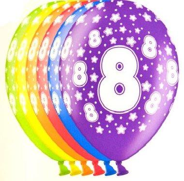 Ballonnen (6x) cijfer: 8