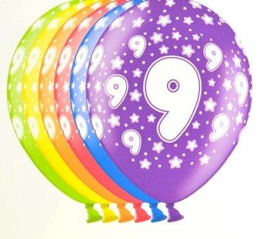 Ballonnen (6x) cijfer: 9