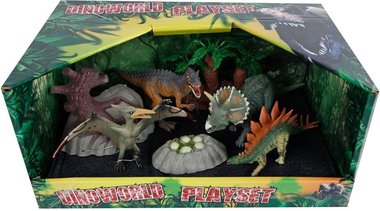 Dinoworld Speelset (diverse dino's)