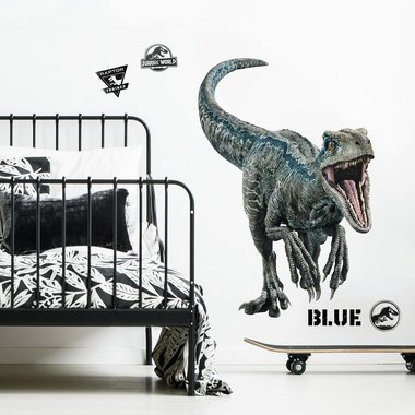 Jurassic World Velociraptor Blue (Roommates)